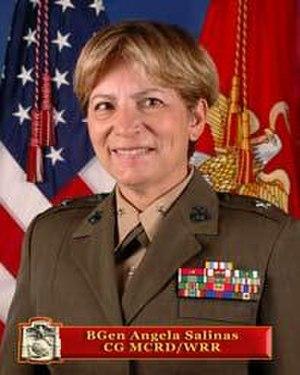 Angela Salinas - Salinas