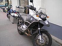 Adventure bike: BMW R 1200 GS Adventure