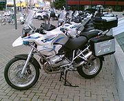 Israeli police R1200GS fleet