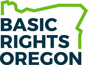 Basic Rights Oregon - Logo