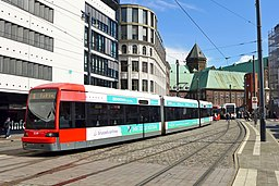 Balgebrückstraße in Bremen