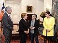 Bachelet se reúne con Isabel Parra, Tita Parra y Milena Rojas.jpg