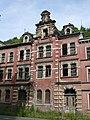 Bad Blankenburg - ehem. Hotel Chrysopras - Südost-Fassade - Mitte von OSO.jpg