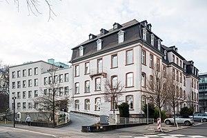Konitzky Foundation - Former building of the Konitzky Foundation