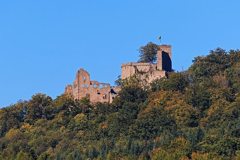 File:Baden-Baden 10-2015 img16 view to Burg Hohenbaden.jpg