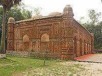 Bagha Mosque, Rajshahi, Bangladesh 03.jpg