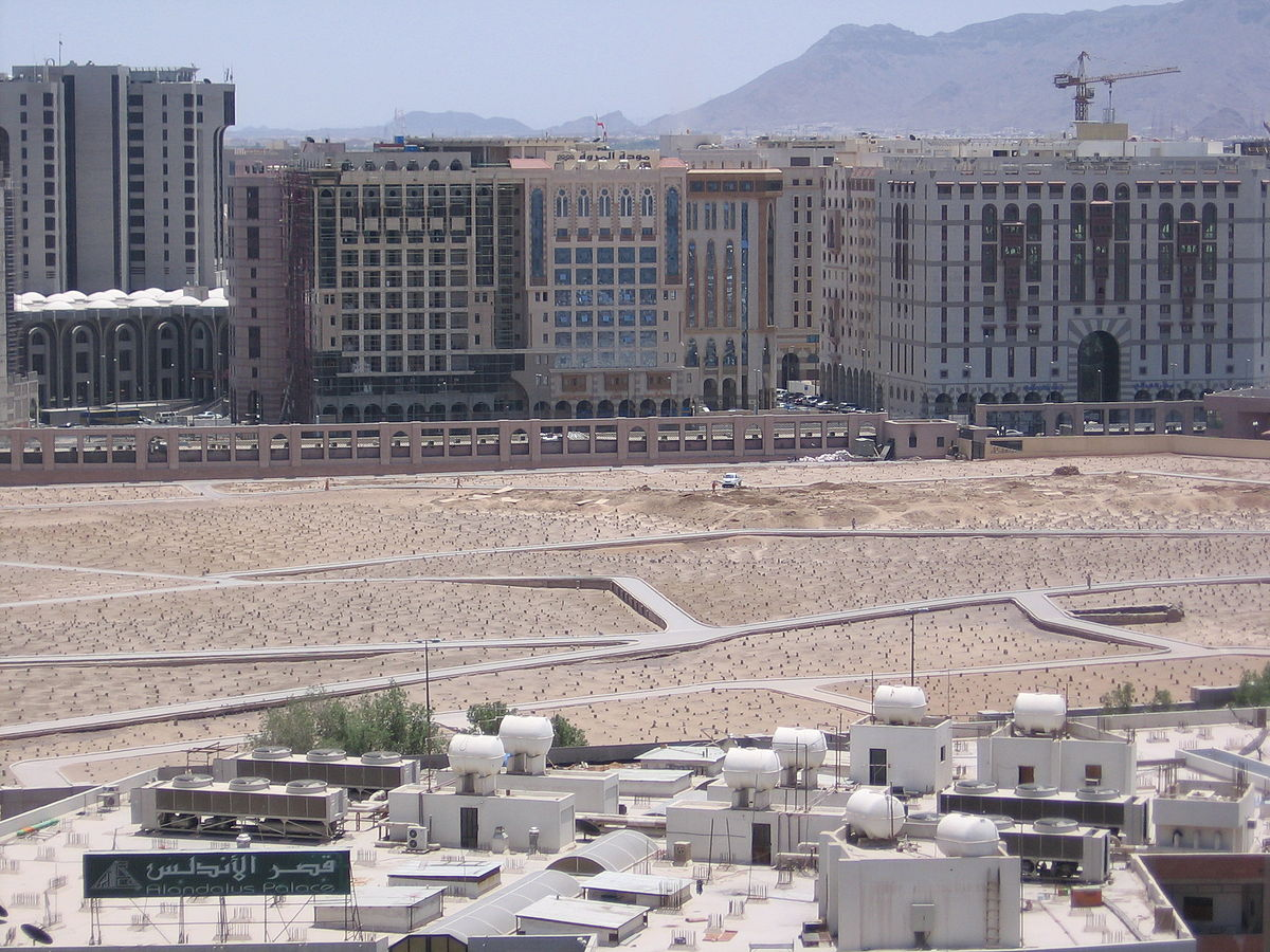 Destruction of early Islamic heritage sites in Saudi Arabia
