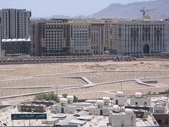 Demolition of al-Baqi - How al-Baqi cemetery appears today after the demolitions.