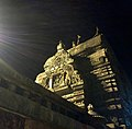 Baitala temple looks great at night due to street light.jpg