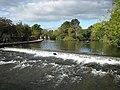 Bakewell Weir - geograph.org.uk - 1081572.jpg