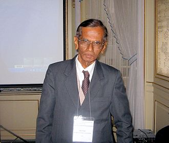 Bal Patil - Bal Patil at Tokyo Conference to present his paper on evolution of Shramanic religion on 29 March 2005