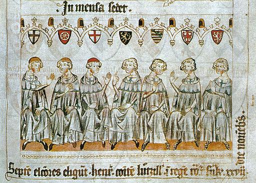 Balduineum Wahl Heinrich VII