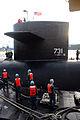 Ballistic-missile submarine USS Alabama (SSBN 731) moors at Naval Base Kitsap-Bangor 130829-N-LP168-070.jpg