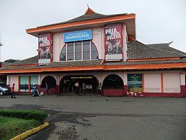 Bandung railway station