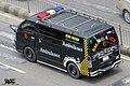 Bangladesh Toyota Hiace civil ambulance (29368952291).jpg