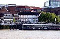 Bankside Pier and The Globe Theatre - geograph.org.uk - 2200730.jpg