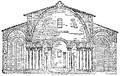 Baptisterium i staden Nocera i Italien, Nordisk familjebok.png