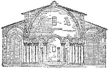 Battistero di san giovanni canosa di puglia wikipedia for Sud arredi nocera superiore