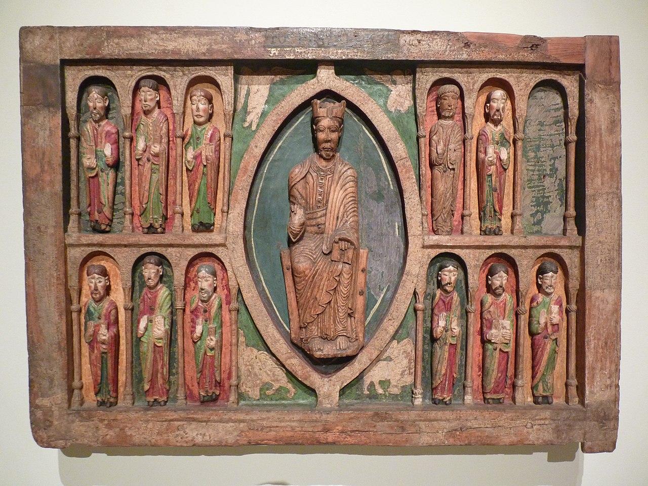 Frontal del altar (MNAC)