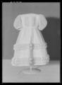Barnklänning för prinsessan Eugénie (f 1830) - Livrustkammaren - 70368.tif