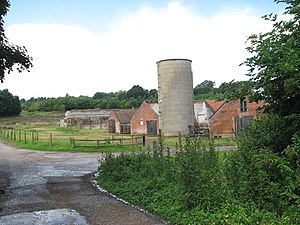 Whitlingham - Barns by Whitlingham Hall