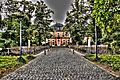 Barock Schloss Wickrath, Mönchengladbach; Landstallmeisterhaus (8277618852).jpg