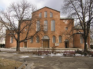 Saint Sophia Church, Sofia church building in Oborishte District, Sofia