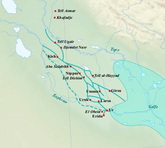 mesopotamia accomplishments