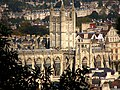 Bath Abbey from Beechen Cliff - geograph.org.uk - 712388.jpg