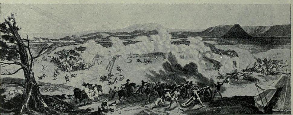 Battle of Kirki, 1817