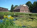 Bayfield Fish Hatchery pond.JPG