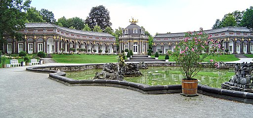 Bayreuth, Eremitage, Neues Schloss, Obere Grotte 01
