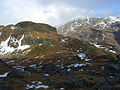 Bealach between Stob Garbh and Cruach Ardrain - geograph.org.uk - 343579.jpg