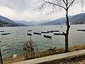 Beautiful view of fewa lake located in pokhara, nepal.jpg
