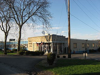 The Beaver County Times - Offices of the Times in Beaver