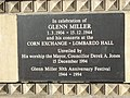 BedfordCornExchangeGlennMillerPlaque.JPG