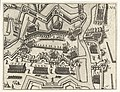 Beleg van Oostende; de afsnijdingen en het Nieuwe Troje, 1604.jpg