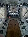 Belgique Gand Saint-Nicolas Voute Croisee Transept - panoramio.jpg