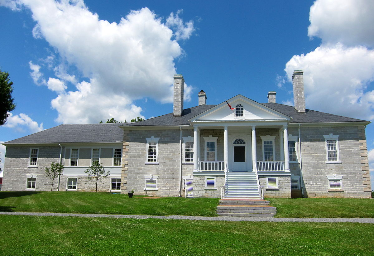 Cedar creek and belle grove national historical park for Grove house