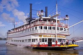 <i>Belle of Louisville</i> ship