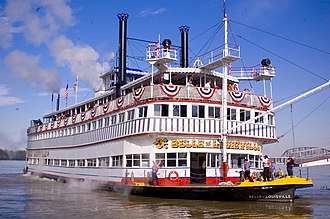 Belle of Louisville - Image: Belle of Louisville 2