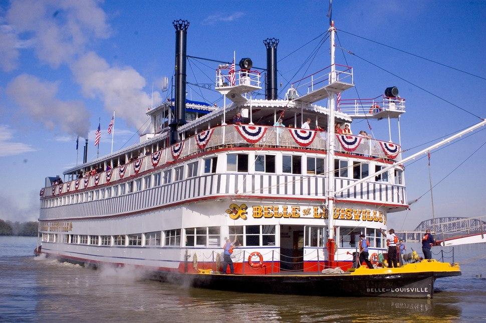 Belle of Louisville 2