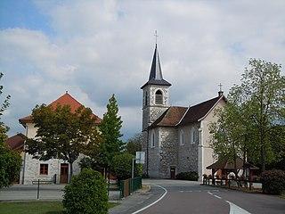 Belmont-Tramonet Commune in Auvergne-Rhône-Alpes, France