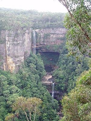 Belmore Falls - Image: Belmore Falls