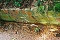 Bench mark on culvert wall near Aston Tirrold - geograph.org.uk - 1736533.jpg