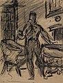 Benjamin Robert Haydon - Figure Study of a Man in a Formal Suit - B1977.14.2651 - Yale Center for British Art.jpg