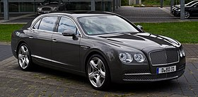 Bentley Flying Spur – Frontansicht (2), 12. August 2013, Düsseldorf.jpg