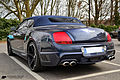 Bentley Wald Continental GTC Black Bison Edition (8632198460).jpg