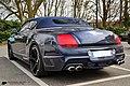 Bentley Wald Continental GTC Black Bison Edition (8632198460).jpg