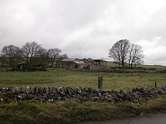 Benty Grange helmet - Benty Grange Farm, in the parish of Monyash in the Derbyshire Dales district
